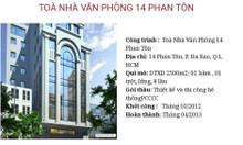 Tòa nhà văn phòng 16 Phan Tôn, Quận 1