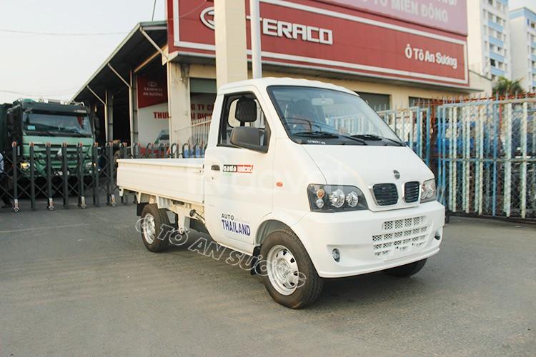 Xe tải Thái Lan 990kg Euro4 thùng 2m5