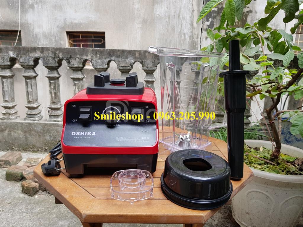 Máy xay sinh tố công suất lớn chuyên dùng cho quán cafe, máy xay đa nă