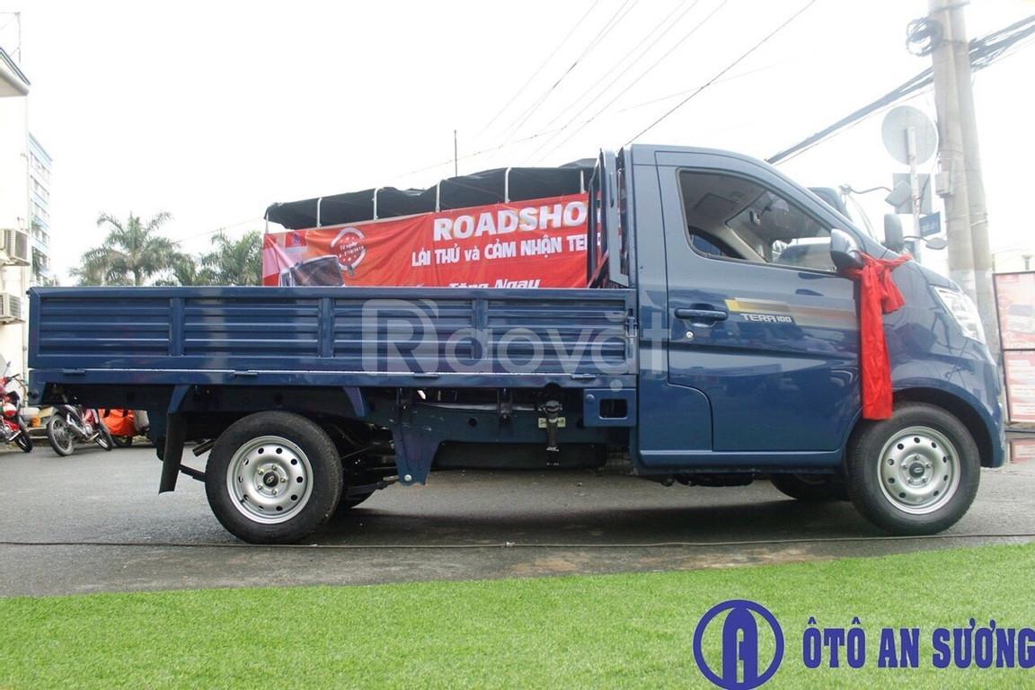 90triệu có xe tải 1 tấn về tận nhà xe tải tera 100 thùng dài 2m8