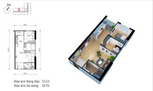 Chính chủ cần bán gấp căn hộ chung cư 286 Nguyễn Xiển