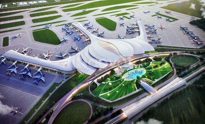Đất nền sân bay Long Thành, thanh toán chỉ 30% nhận nền XDTD