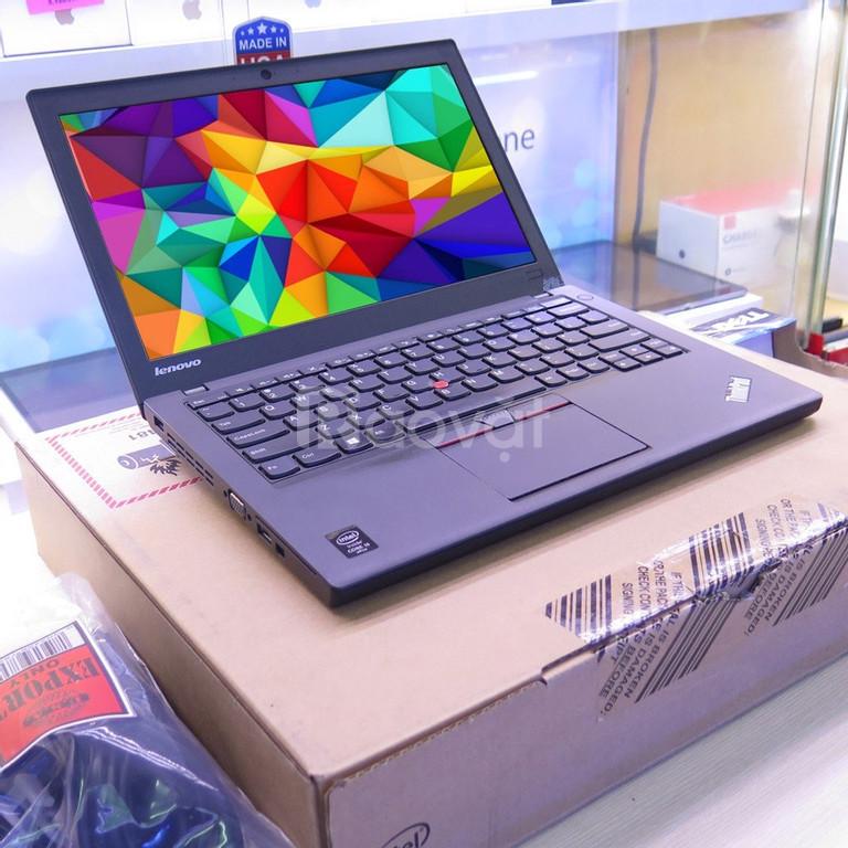 Laptop Lenovo thinkpad X250 i5 5300 4G SSD Đẹp Sang Pro mõng nhẹ 1k2