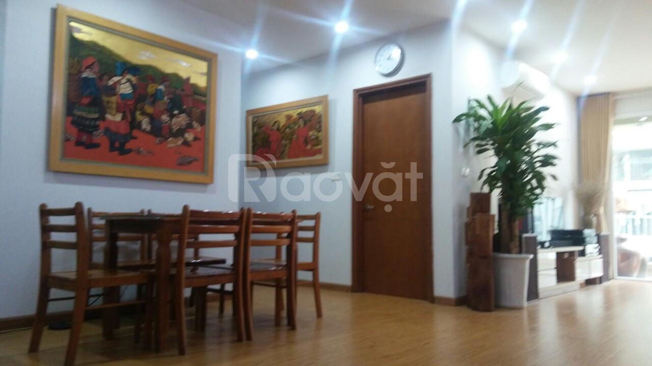 Bán gấp căn hộ 118m2 tòa V1 Victoria Văn Phú – Full đồ - sổ đỏ chính c