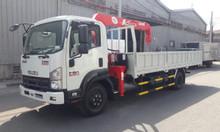 Bán xe tải cẩu isuzu