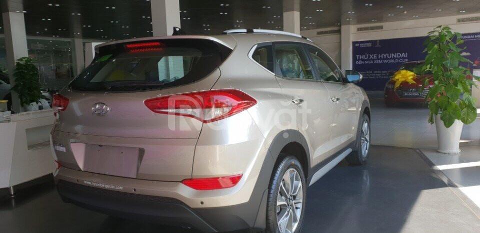 Hyundai Tucson đặc biệt máy dầu 2019