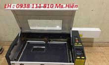 Hướng dẫn sử dụng máy laser 6040, máy laser khắc dưa hấu, cắt dừa