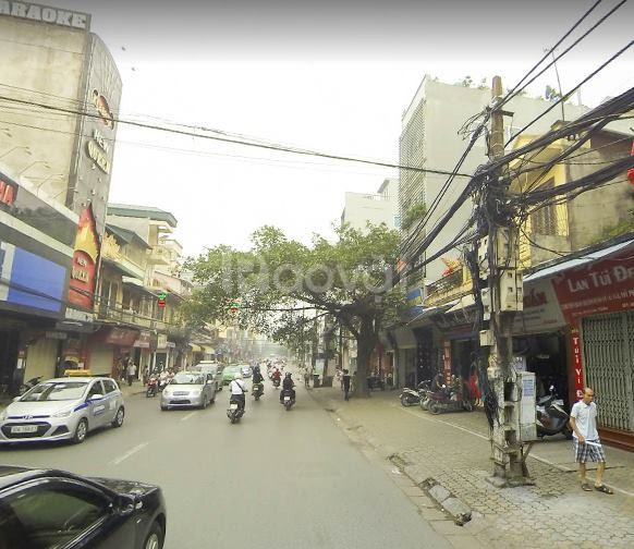 Cho thuê mbkd mặt phố Khâm Thiên