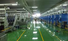 Sơn epoxy Cadin cho nền nhà xưởng màu xanh lá giá rẻ