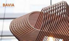 Đèn gỗ thả trần kiểu nhật LW1809