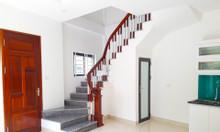 Bán nhà Trần Cung, DT 35m2 ây mới 5 tầng, ngõ rộng, mặt ngõ
