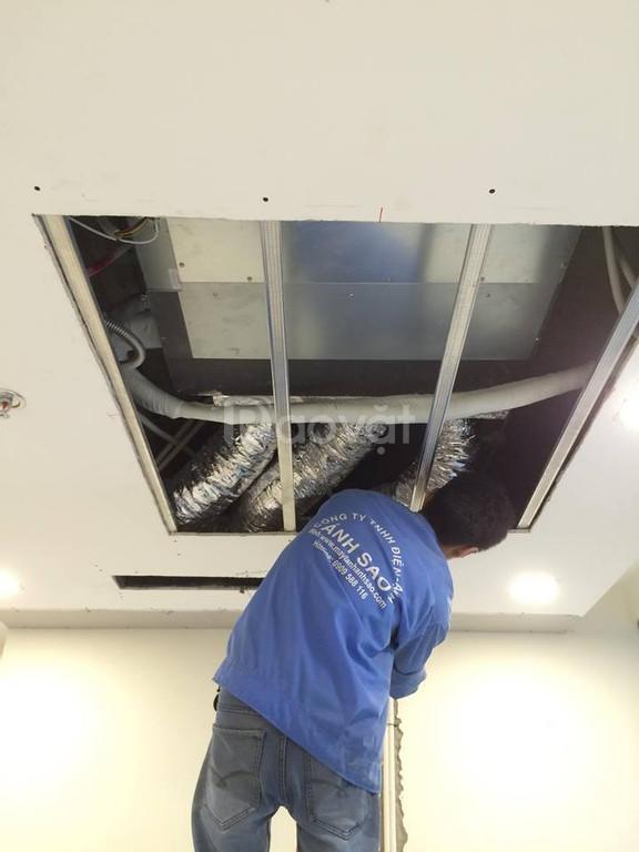Máy lạnh giấu trần Daikin nối ống gió công suất 5 ngựa - 50000BTU