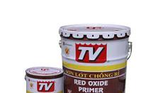 Địa chỉ bán sơn dầu Galant màu đỏ 505