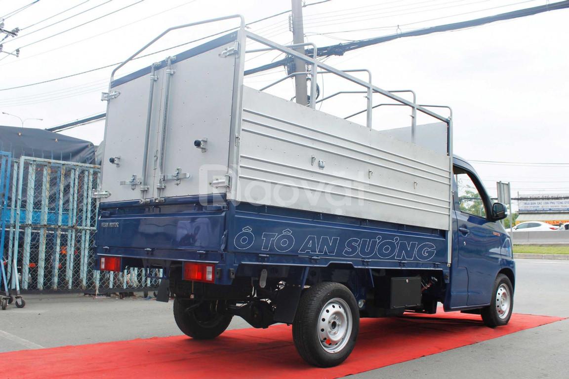 Tặng ngay 8 triệu đồng khi mua xe tải Veam 990kg Euror 4