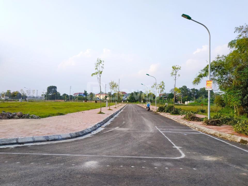Không đầu tư ở đây thì đầu tư ở đâu? Đất nền KCN SamSung Thái Nguyên