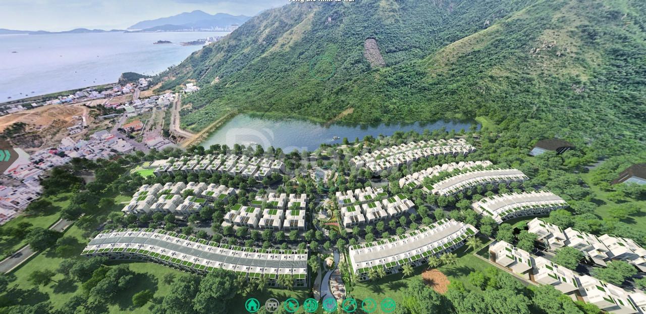 Quần thể nghỉ dưỡng Núi Cô Tiên - 18tr/m2 - Dameva Nha Trang
