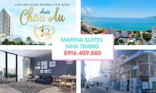 Marina Suites Nha Trang - nơi ngôi nhà là tổ ấm