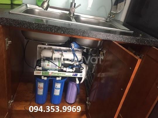Sửa máy lọc nước tại Long Biên- Thay lõi lọc nước