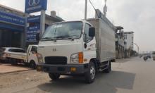 Hyundai 2,5 tấn mghity n250 thùng kín inox giao ngay