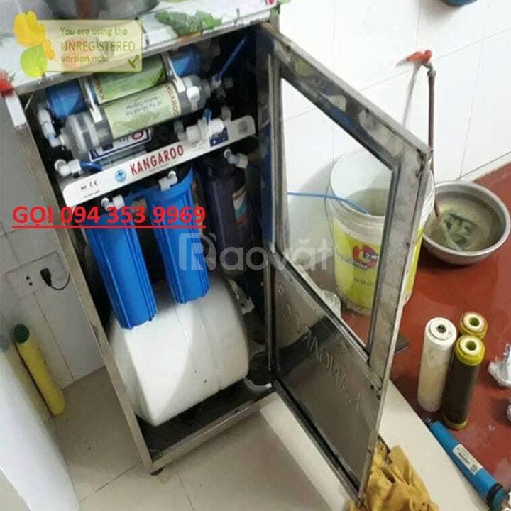 Sửa máy lọc nước tại Giải Phóng- Thay lõi lọc nước