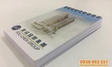 Sổ tay ghi chú đẹp, xưởng sản xuất sổ tay ghi chú quà tặng