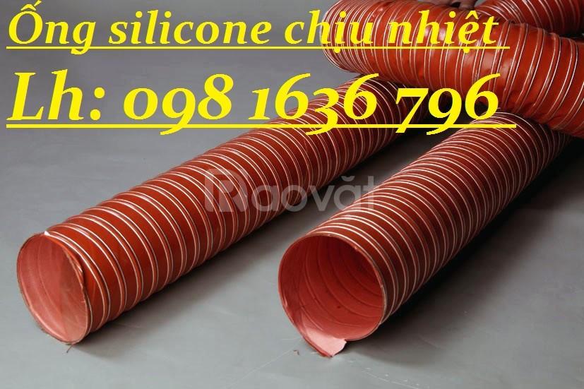 Mua ống chịu nhiệt độ ao, ống silicone ở đâu ?