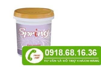 Đại lí bán sơn nước nội thất spring chính hãng tại Long An