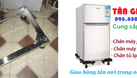 Chân máy giặt cửa trước inox (ảnh 2)