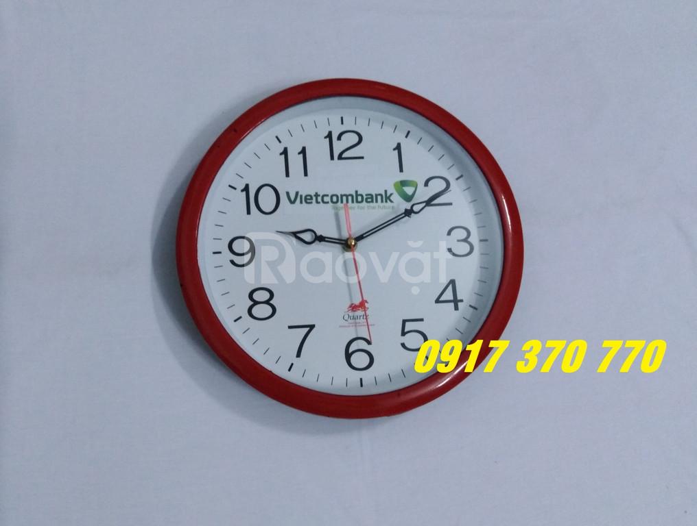 Xưởng làm đồng hồ quà tặng quảng cáo ngân hàng