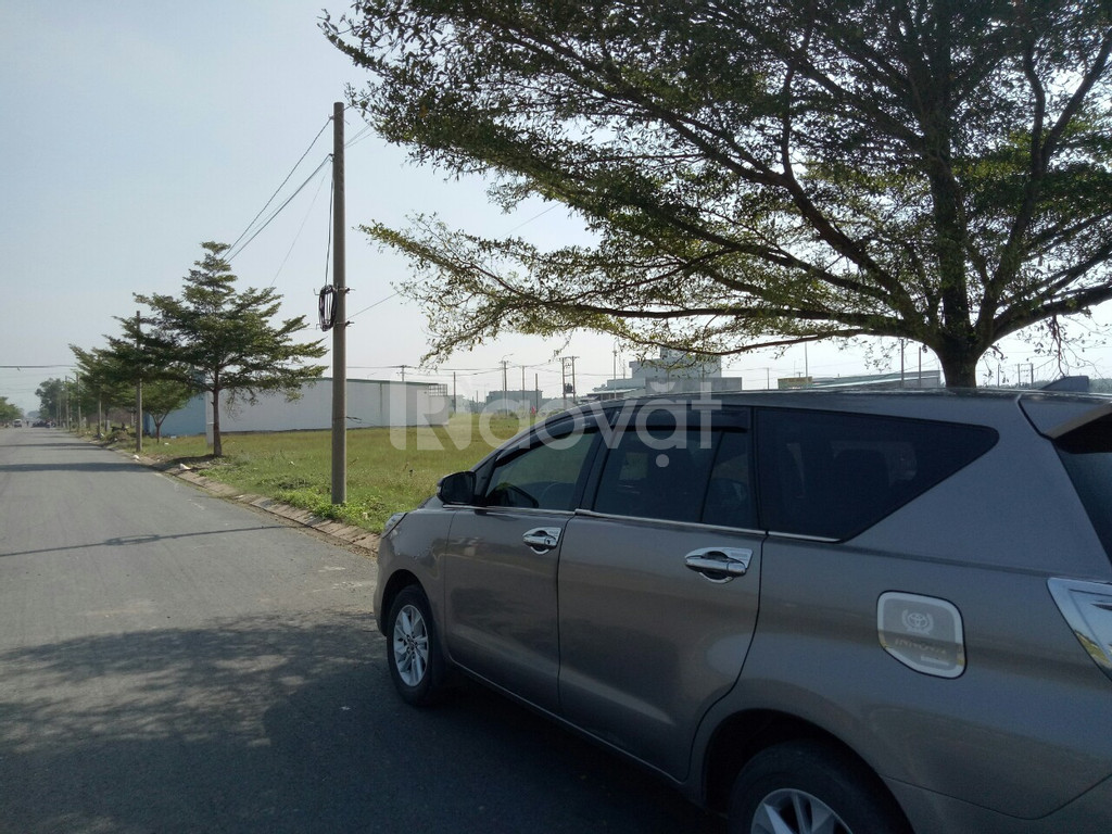 Bán đất thổ cư ngay bệnh viện Xuyên Á giá chỉ 12tr/m2, đường nhựa 8m