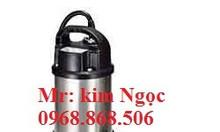Bơm nước thải hố móng tsurumi 5.5kw, 11kw