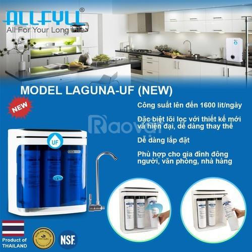 Máy lọc nước uống trực tiếp hiệu Allfyll Thái Lan model Laguna-UF