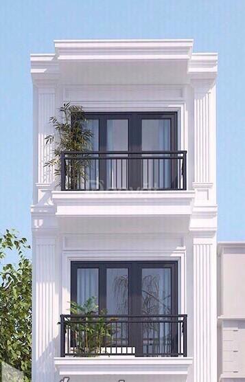 Nhà xây mới  ngõ phố Bạch Mai,HBT ngõ rộng gần đường ô tô