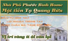 Nhà phố Tạ Quang Bửu Quận 8: Phước Bình Home