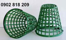 Rổ đựng bóng golf nhựa màu xanh RN70
