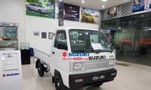 Suzuki Truck thùng kín dài - Tặng 100% trước bạ