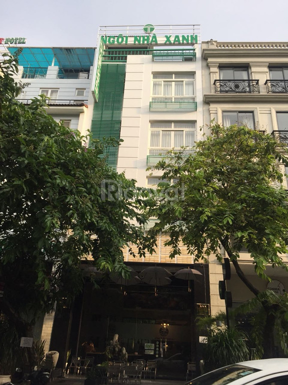 Cho thuê căn hộ dịch vụ 10 phòng khu Hưng Phước, Phú Mỹ Hưng giá rẻ
