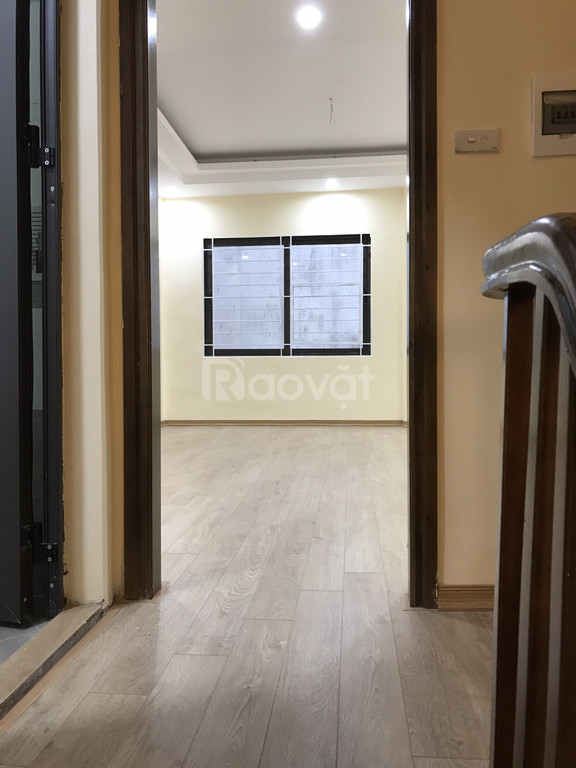 Bán nhà xây mới ngõ 176 thông ngõ 104 Nguyễn An Ninh DT 37m2x5T