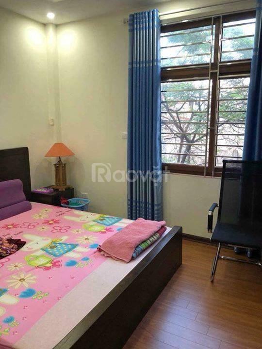 Nhà đẹp ở luôn Vương Thừa Vũ ôtô đỗ cửa, yên tĩnh, an ninh DT 40mx4T