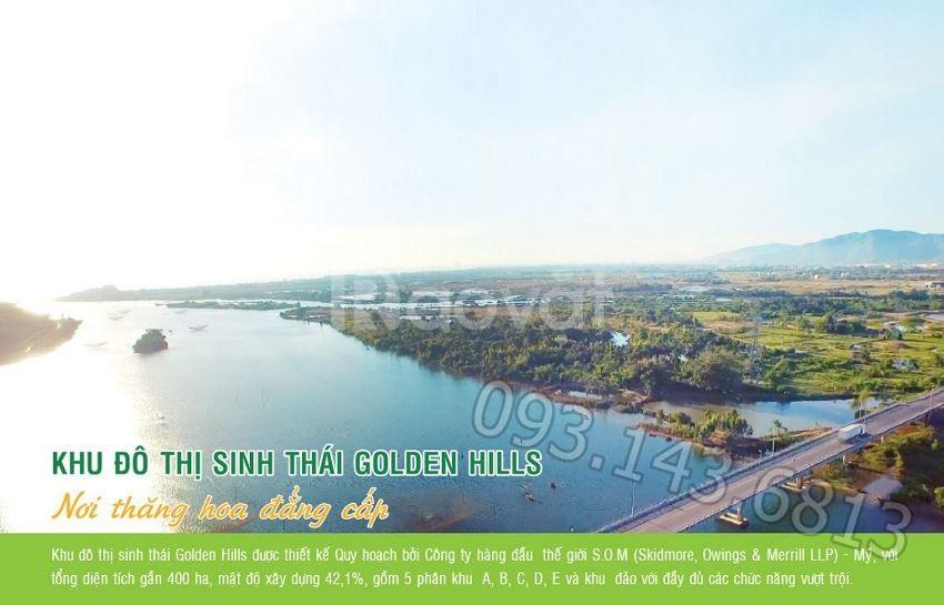 Dự án tâm điểm Đà Nẵng - 2019 - Với tiềm năng thấy rõ - Bao quanh sông