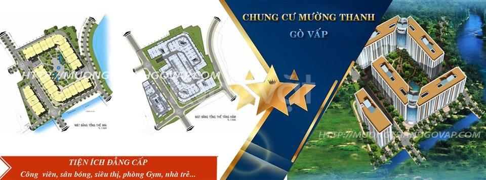Ra mắt chung cư Mường Thanh Gò Vấp giá cực tốt
