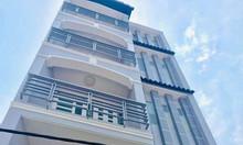 Bán nhà mặt tiền hẻm Phú Nhuận DTSD 80m2 5 tầng 3,1tỷ