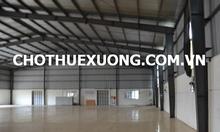 Cho thuê xưởng đẹp mới xây tại Nam Sách Hải Dương DT 1502m2