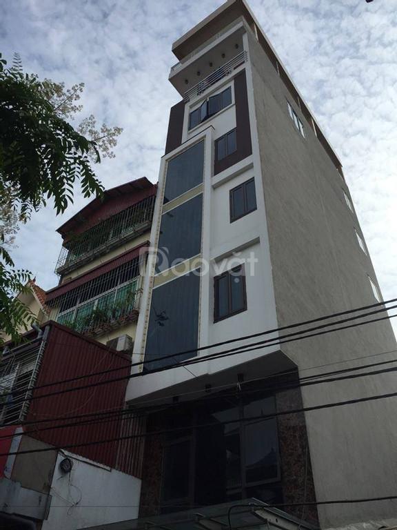 Mặt phố Trần Cung kinh doanh, cho thuê tốt