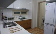Bán căn hộ 74.35m2 CHCC Booyoung Mỗ Lao, full nội thất cửa Tây Bắc
