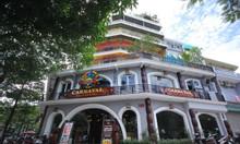 Cho thuê mặt bằng 1500m2 mặt bằng ngã ba phố Trung Hòa và Vũ Phạm Hàm
