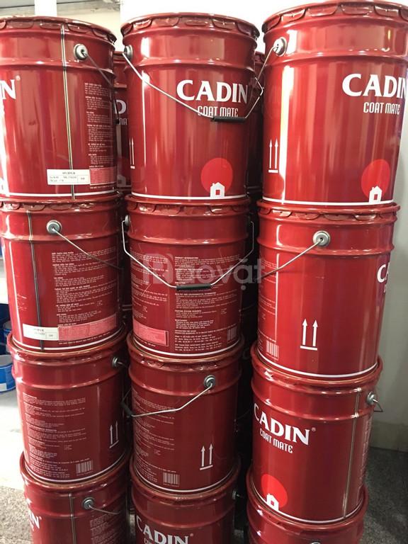 Cung cấp các sản phẩm sơn chống rỉ xám cho sắt thép ngoài trời