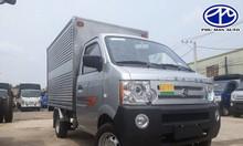 Xe tải nhẹ Dong ben tải trọng 770kg thùng dài 2m4.