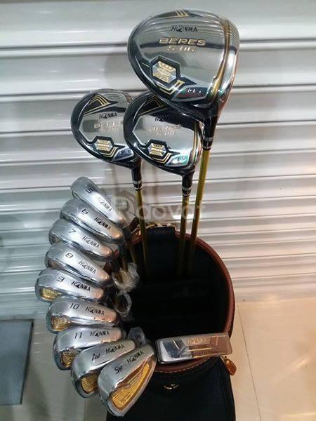 Fullset bộ gậy golf honma 3 sao s06 chính hãng