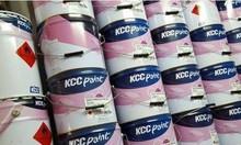 Cửa hàng bán sơn KCC-sơn chịu nhiệt 600độ KCC màu bạc đen giá rẻ